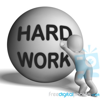 hard work from freeimage.net
