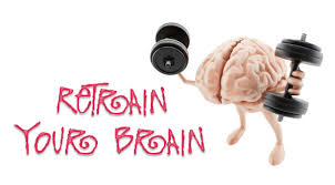 retrain the brain